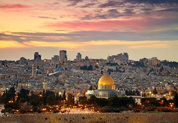 מסע ירושלמי במנהרת הזמן