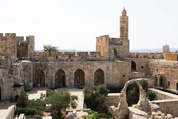 הרצאה חלק 2: ארץ ישראל בזמן גלות
