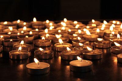 עצרת זכרון והתעוררות לזכרם של יקירנו מהקהילה