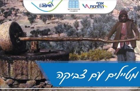 הרצאה: לקראת חנוכה שמן וזית במורשת ישראל