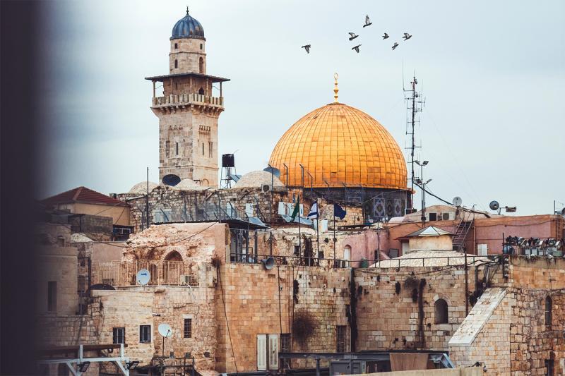 סיור חוויתי בירושלים
