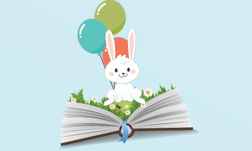 שעת סיפור: איתמר פוגש ארנב